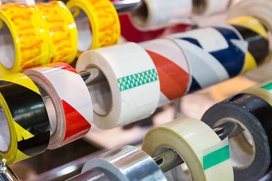 The Story Behind Adhesive Tapes
